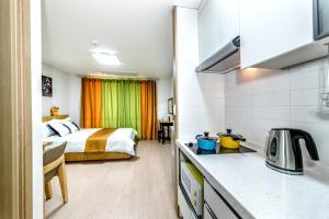 Dorami Pension, Prázdninové domy  Seogwipo - big - 9