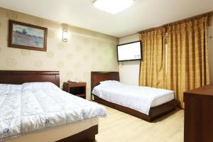Bobos Hotel, Hotely  Jeju - big - 12