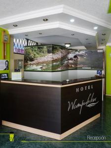 Hotel Wampushkar, Hotel  Zamora - big - 29