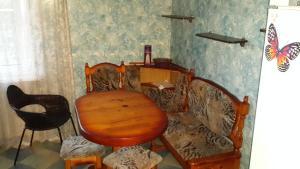 Apartments at Serebristy bul. 38