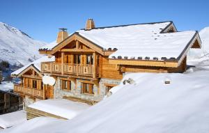 Odalys - Chalet Leslie Alpen