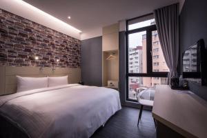 Yi Su Hotel-Taipei Ningxia, Szállodák  Tajpej - big - 83