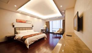 Fuzhou Longxiang Hangkong Apartment Hotel
