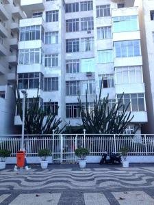 Apartamento Avenida Atlantica, Апартаменты  Рио-де-Жанейро - big - 10