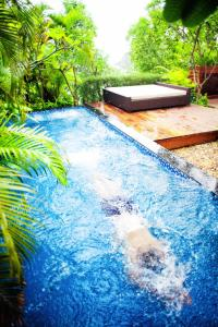 Luxury Villa Pool Mui Ne