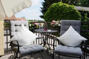 DAS KLEINE HOTEL (ehemals Huhn), Hotely  Iphofen - big - 23