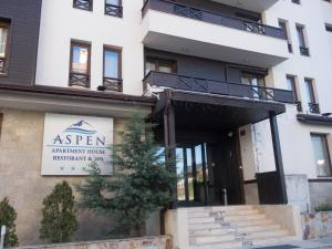 Apartment 303 in Aparthotel Aspen