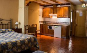 Casa Rural Montcabrer, Ferienhöfe  Agres - big - 11