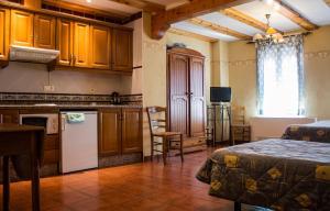 Casa Rural Montcabrer, Ferienhöfe  Agres - big - 13