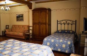 Casa Rural Montcabrer, Venkovské domy  Agres - big - 17
