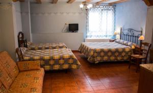 Casa Rural Montcabrer, Venkovské domy  Agres - big - 18