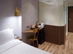 Hotel Relax 5, Hotels  Taipei - big - 56