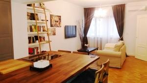 Romana Square Luxury Residence, Appartamenti  Bucarest - big - 18