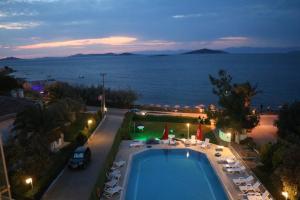 Apart Hotel Ege, Affittacamere  Ayvalık - big - 19