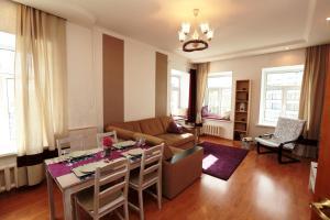 Apartments with panoramic views on Ligovsky