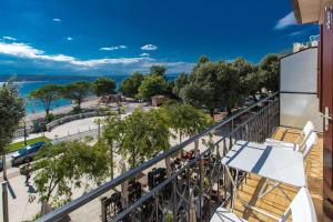 Beach Apartments Center, Apartmanok  Crikvenica - big - 7