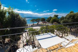 Beach Apartments Center, Apartmanok  Crikvenica - big - 8