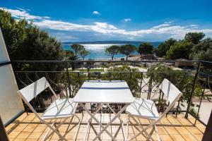Beach Apartments Center, Apartmanok  Crikvenica - big - 12