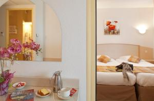 Hôtel Le Kolibri, Hotels  Tournus - big - 19