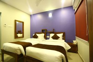 Yali Service Apartment, Apartments  Chennai - big - 11