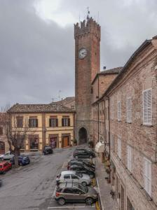 La Piazza, Appartamenti  Santa Vittoria in Matenano - big - 8