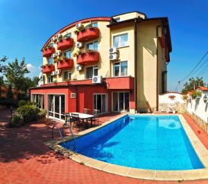 Jasmin Hotel, Hotely  Sofie - big - 40