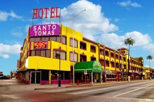 Hotel Santo Tomas, Szállodák  Ensenada - big - 32