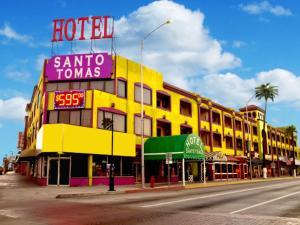 Hotel Santo Tomas, Szállodák  Ensenada - big - 30