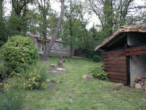 La Cabane des Beaux Chênes