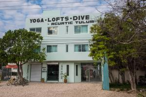 Acuatic Lofts, Hostince  Tulum - big - 45