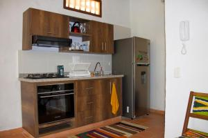 La Buganvilla Barichara, Apartments  Barichara - big - 31
