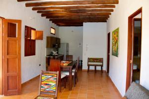 La Buganvilla Barichara, Апартаменты  Barichara - big - 37