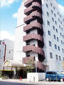Tsuyama Central Hotel Townhouse image