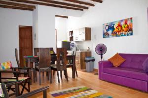 La Buganvilla Barichara, Апартаменты  Barichara - big - 48
