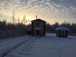 Sadovyi, Hétvégi házak  Priozerszk - big - 34
