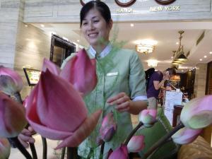 Hanoi Delano Hotel, Szállodák  Hanoi - big - 82