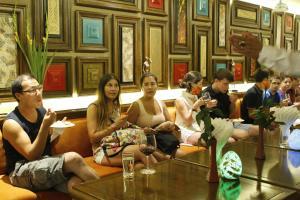 Hanoi Delano Hotel, Szállodák  Hanoi - big - 73