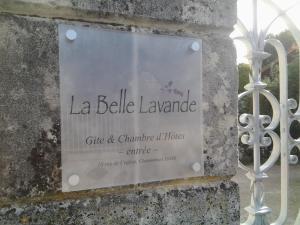 La Belle Lavande