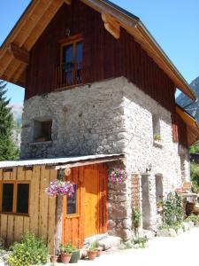 Bourg d'Oisans Studio, Alpesi faházak  Le Bourg-d'Oisans - big - 7