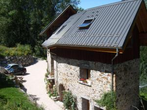 Bourg d'Oisans Studio, Alpesi faházak  Le Bourg-d'Oisans - big - 4