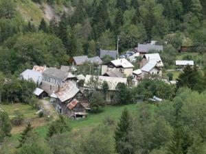 Bourg d'Oisans Studio, Alpesi faházak  Le Bourg-d'Oisans - big - 48