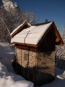 Bourg d'Oisans Studio, Horské chaty  Le Bourg-d'Oisans - big - 47