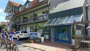 Hotel in den Herrnwiesen