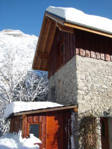 Bourg d'Oisans Studio, Horské chaty  Le Bourg-d'Oisans - big - 40