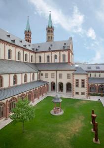 Burkardushaus, Tagungszentrum am Dom