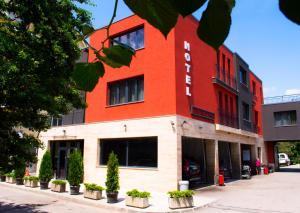 Calipso Hotel, Hotels  Sofia - big - 20