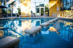 Hotel Campo Alegre, Отели  Rafaela - big - 17