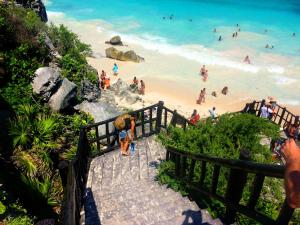 Paradise in Tulum - Villas La Veleta - V1, Holiday homes  Tulum - big - 57
