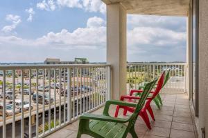 Island Tower Unit 503, Apartments  Gulf Shores - big - 10
