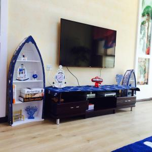 青海西寧船屋家庭公寓 (Houseboat Family Apartment)